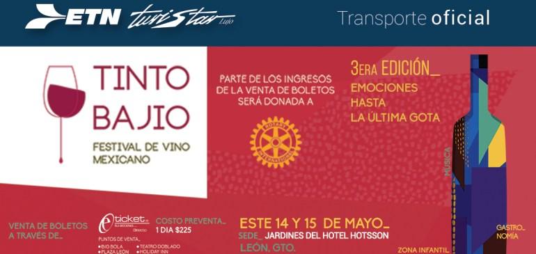 Boletos de Autobús a León/ETN Turistar Lujo