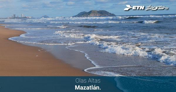 Mazatlán destino ETN Turistar