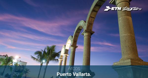 Disfruta del mar, la playa y el sol en Puerto Vallarta.