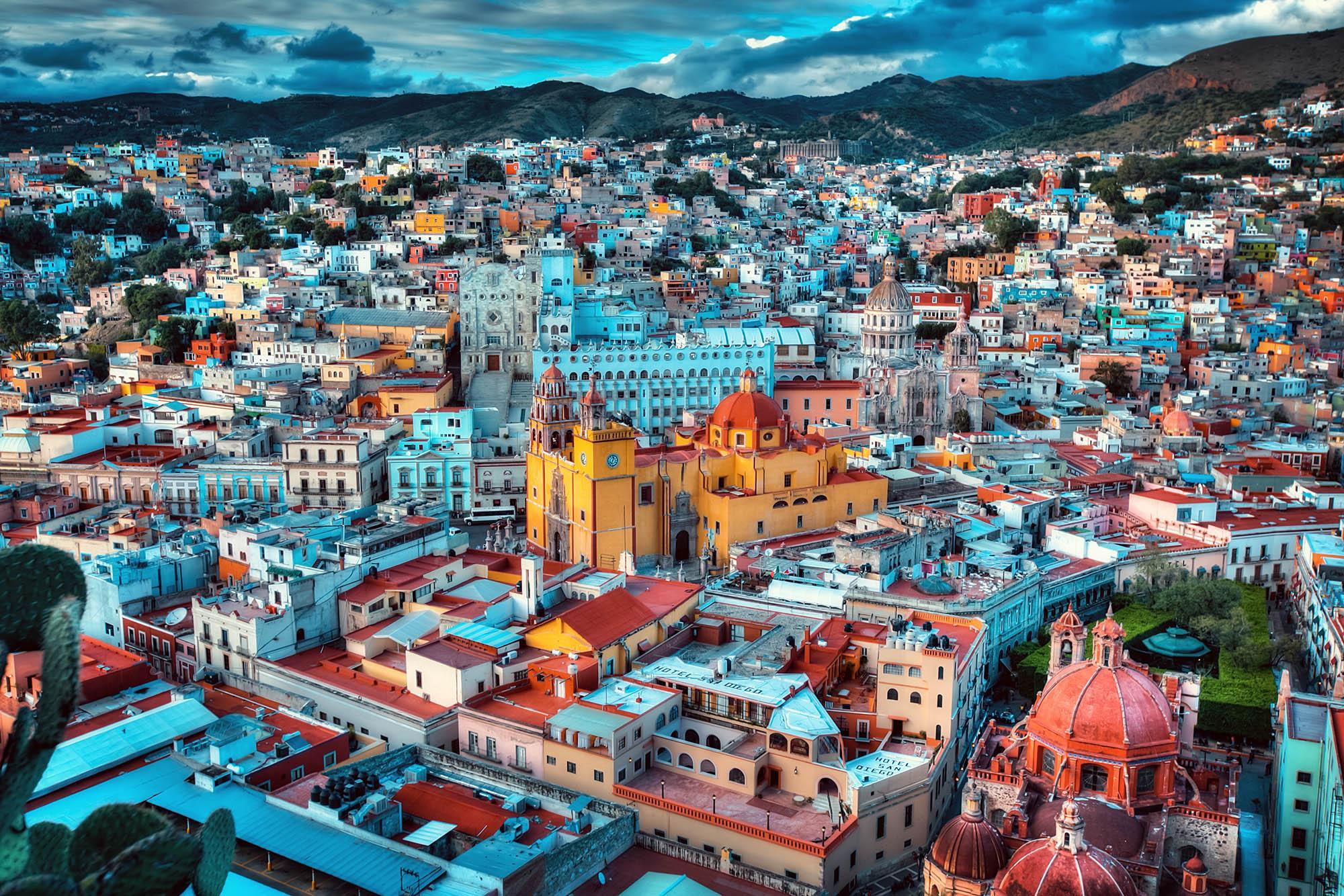 Boletos de Autobús a Guanajuato/ Ven y Viaja