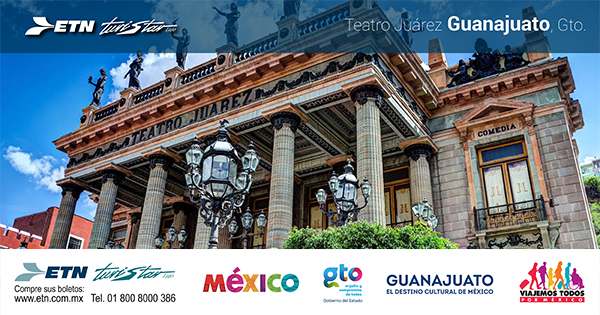 Boletos de Autobus a Guanajuato / Ven y Viaja
