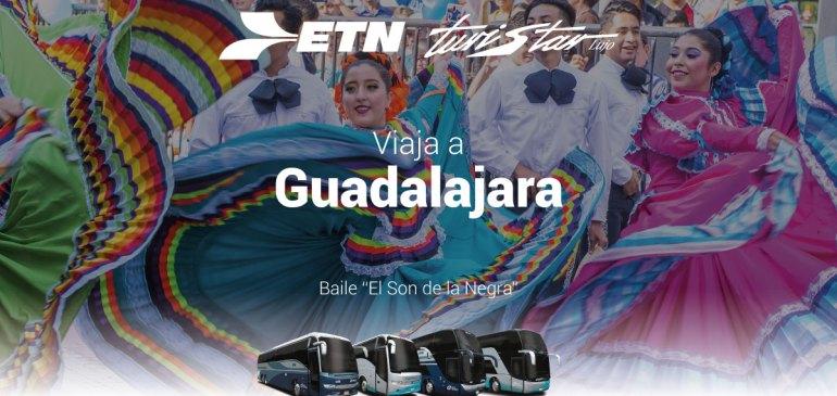 Autobuses a Guadalajara