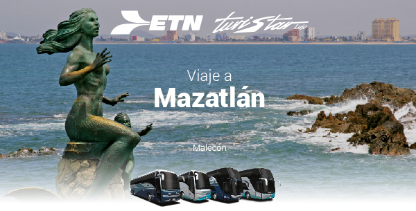 "Mazatlán ""La Perla dorada"""