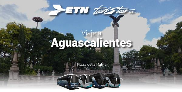 Boletos de Autobus a Aguascalientes