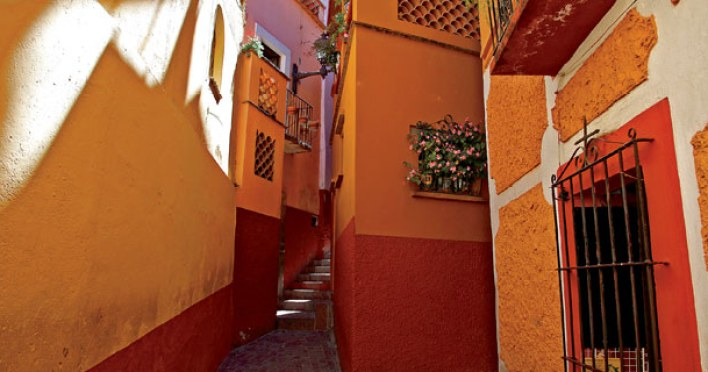 "Guanajuato ""Lugar de la plata"" 1"
