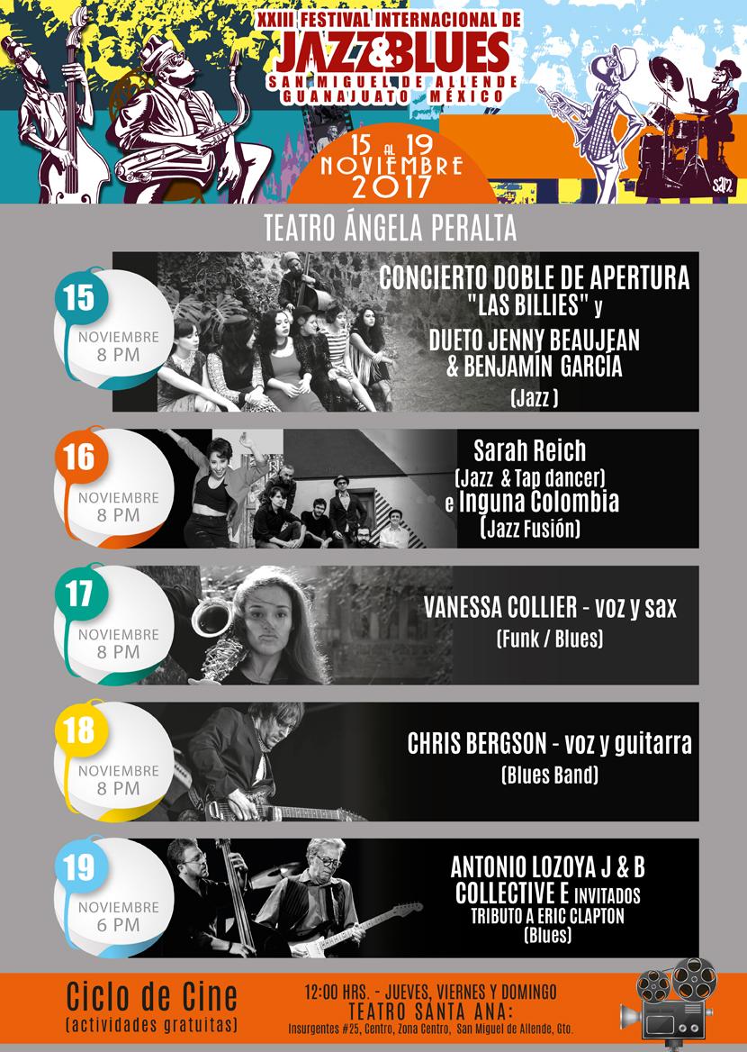 Festival de Jazz San Miguel de Allende 0