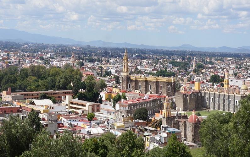 Puebla la ciudad de los angeles. Destino de ETN Turistar 1