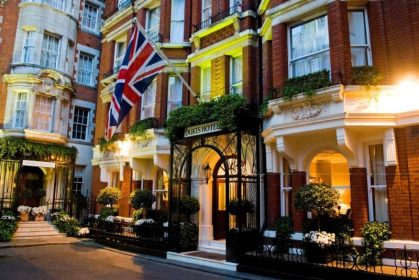 London and regional UK hotel revenue gap doubles