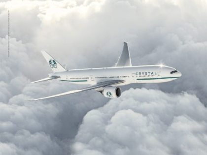 Crystal partners with Peninsula Hotels for Crystal AirCruises inaugural journey