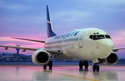 """Canada's """"most trusted airline"""" named"""