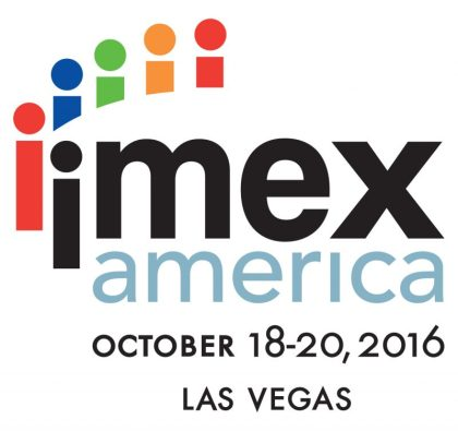 More reasons than ever for joining us at IMEX America