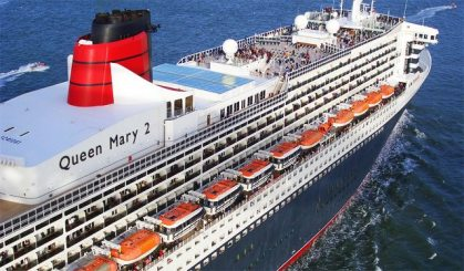Queen Mary 2 remastered lauded with accolades and awards