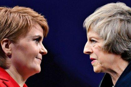 Sturgeon: Scotland to vote on leaving UK, remaining in EU