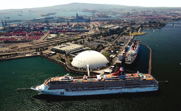 carnival cruise line to expand operations at long beach tourism rh etn travel