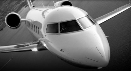 Air Partner's Private Jets division is flying high