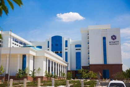 Hyatt Regency brand debuts in Uzbekistan's capital