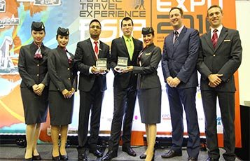 Best Full Service Airline in Western Asia named