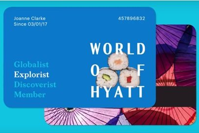 """World of Hyatt"": Hyatt introduces new global loyalty program"