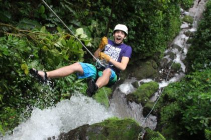 Four must-do adventures for thrill-seekers in Costa Rica