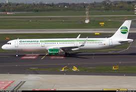 Declaring an emergency: Germania A321 destination Tel Aviv