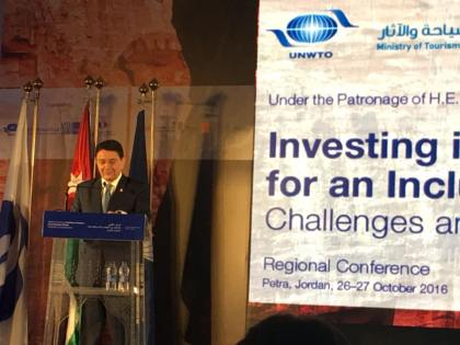 UNWTO brings an inclusive tourism future to Petra, Jordan