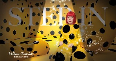 Renowned Japanese artist Yayoi Kusama to descend upon Madame Tussauds Hong Kong