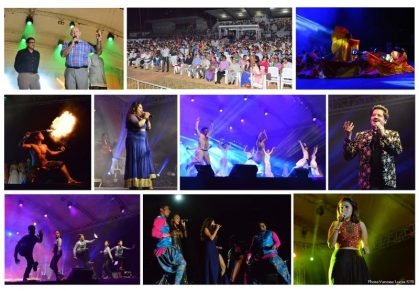 Top Indian artists enthrall audience in Seychelles