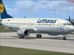 Lufthansa said goodbye to the Boeing 737