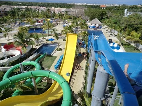 RIU opens Splash Water World at its Punta Cana complex