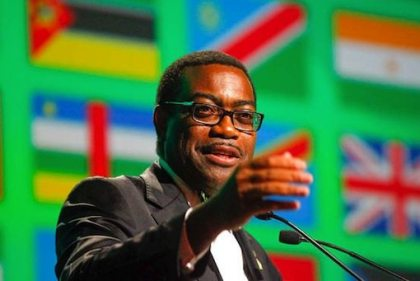 Africa Day at COP22: Adesina calls for fulfillment of pledges made in Paris