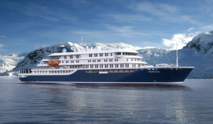 Oceanwide Expeditions announces new Polar cruise ship