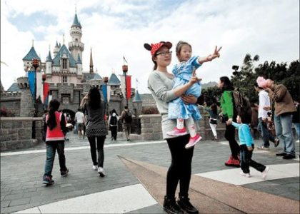 Theme park guests in US, UK and China want to pre-book everything