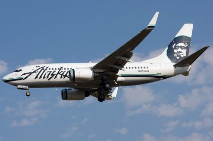 Alaska Airlines debuts flights between San Diego and Newark