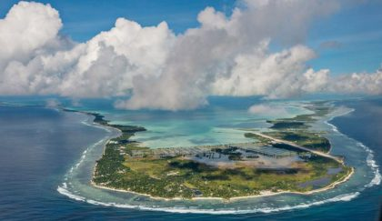 Kiribati establishes world's second largest shark sanctuary