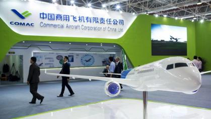 Boeing expands collaboration with COMAC