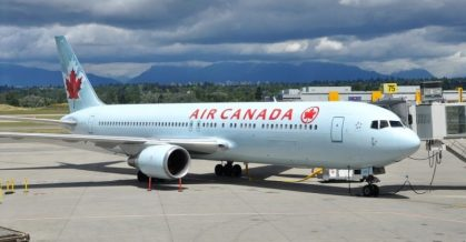 Air Canada to launch Frankfurt and London flights from Vancouver hub