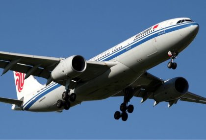 Air China launches Sydney-Chengdu service