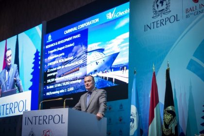 Carnival partners with INTERPOL for enhanced passenger security screening