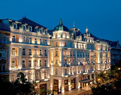Corinthia Hotel Budapest: A World's Best Hotel