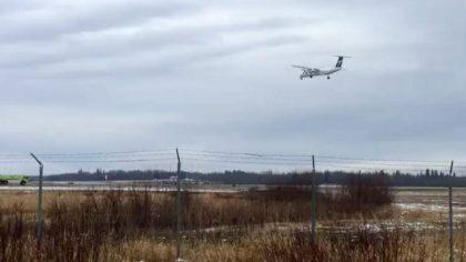 Westjet emergency in British Columbia unfolding