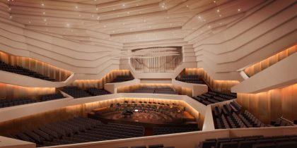 Dresden Philharmonic on the Elbe: The converted Kulturpalast