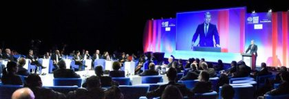WTM: UNWTO Tourism Ministers discuss Economic and national security