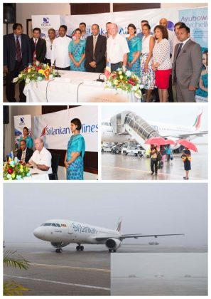 Seychelles welcomes Sri Lankan Airlines to its shores