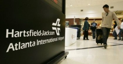 Atlanta airport issues ground stop