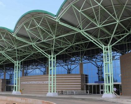 Big tourism boost for Zimbabwe from expanded Victoria Falls Airport