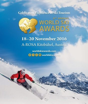 Mingle with the crème de la crème at the World Ski Awards