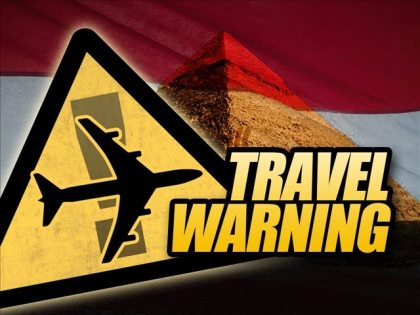 US citizens warned against traveling to Jordan and Egypt