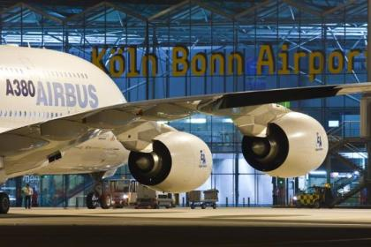 11,111,111 passengers: Cologne Bonn breezes past 11 million barrier