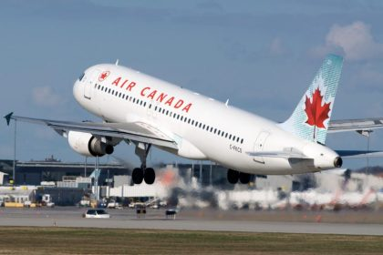 Air Canada expands its 2017 US schedule