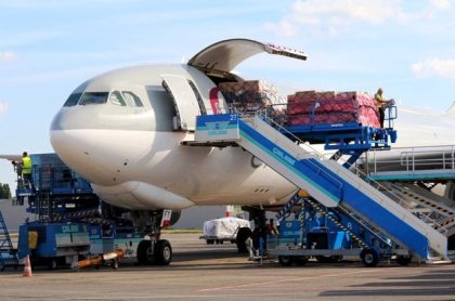 Cargo exceeds 100,000 tons at Budapest Airport